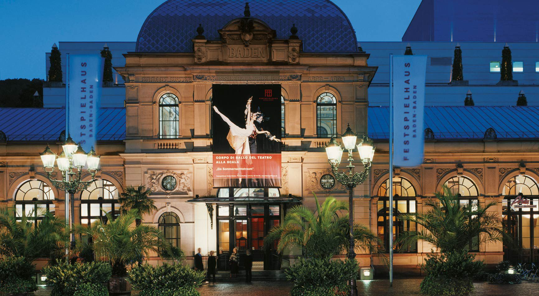 Baden Baden Casino Arrangement
